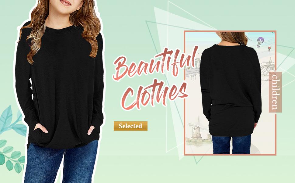 girls blouses