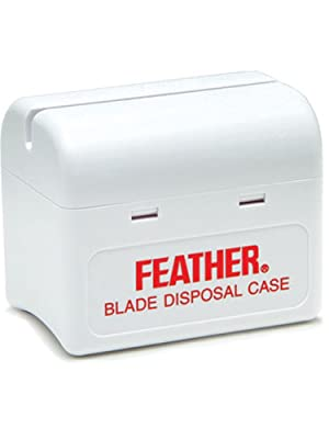 Amazon Com Feather Blade Disposal Case Health Personal Care