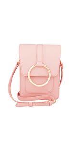 Crossbody purse, waist bag, RFID Protection, clutch wallet, shoulder bag, minimalistic