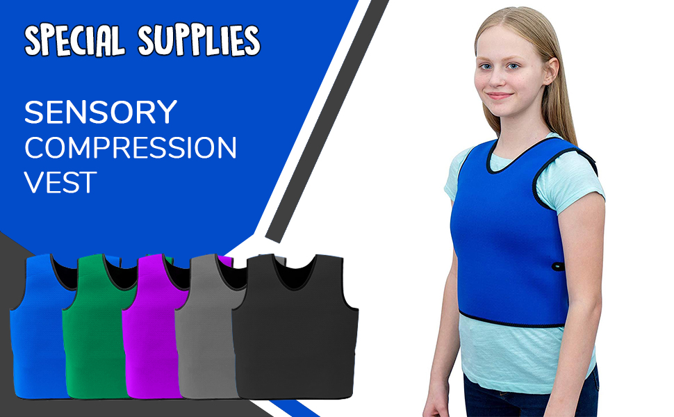 Sensory Compression Vest
