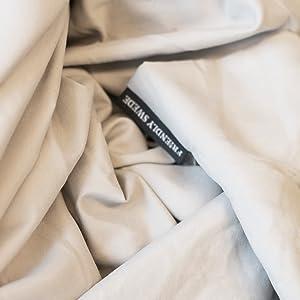 Cold weather warm, comfortable, soft sleeping bag liner