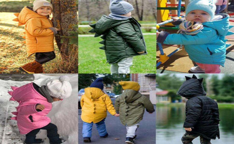 Toddler Baby Boy Girl Coat