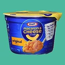 Kraft Mac & Cheese Cups Ramen Noodles Pop-Tarts Act II Popcorn