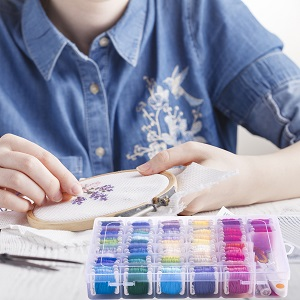 DIY Embroidery Starter Kit