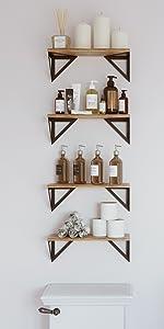 rustic shelves for bathroom shelf for bathroom shelves bathroom organizer shelving units and storage