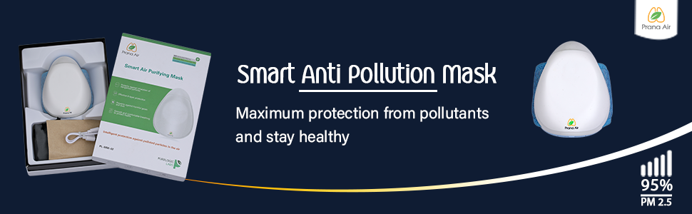 smart anti-pollution mask