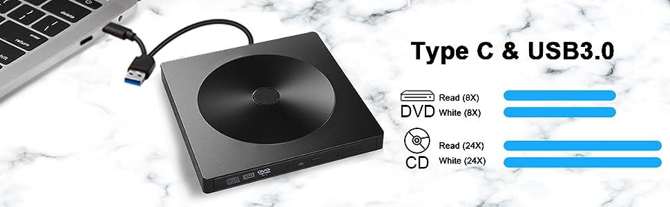 Type-C & USB 3.0