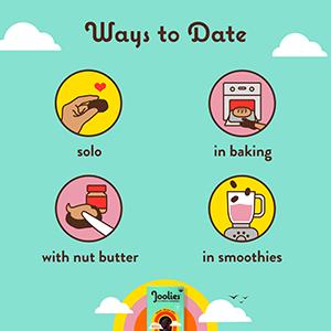 Date, Dried, Fruit, California, Farm Grown, Healthy, Nutritious, Sweetener, Alternative, Diet, Fiber
