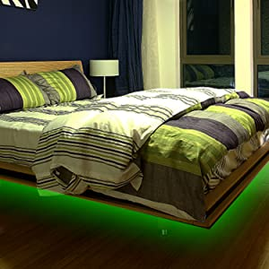 bed down light