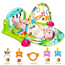 Lay and Play, Sit and Play, Activity Toys