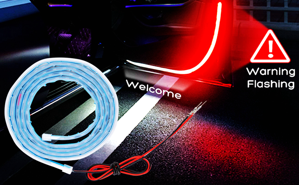 car door light strip