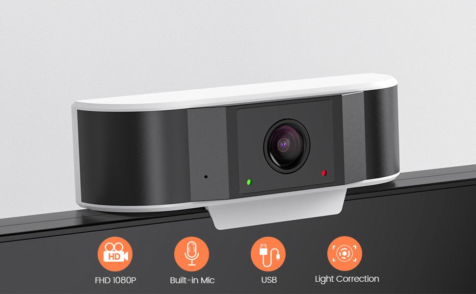 1080P USB Web camera