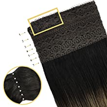 Hlao Hair Extensions Layered