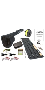 wild water fly fishing, 7/8 fly fishing package, 7 wt rod, 7 weight rod, 8 wt rod, 8 weight rod