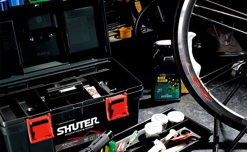 SHUTER toolbox