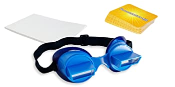 upsidedown upside down up side game toy board card party gift kids family adult play goggle glasses