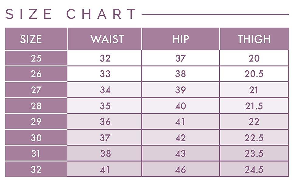 MomoMaternity Size Chart