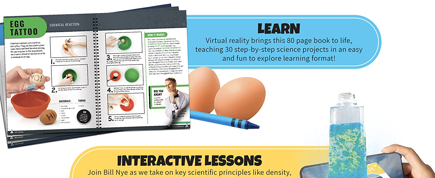 bill nye vr science kit virtual reality stem steam guy the kids 8 12 home learning educational lab