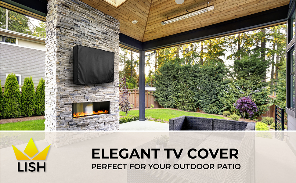 outdoor tv covers weatherproof outside waterproof televisions flat screen weather enclosures