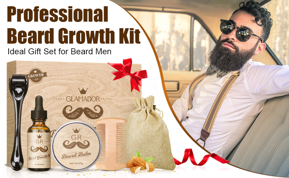 Beard Growth Oil Serum