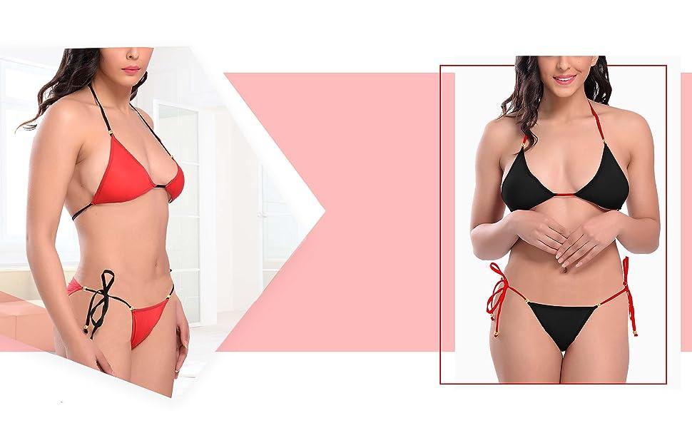 xs and os bikini bra panty lingerie set for women sexy lingerie for women
