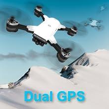Dual GPS + 6-Axis Gyrospace