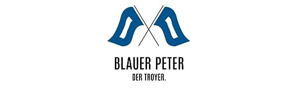Cremallera 9 Colores Blauer Peter C/árdigan de Punto Lana Nueva