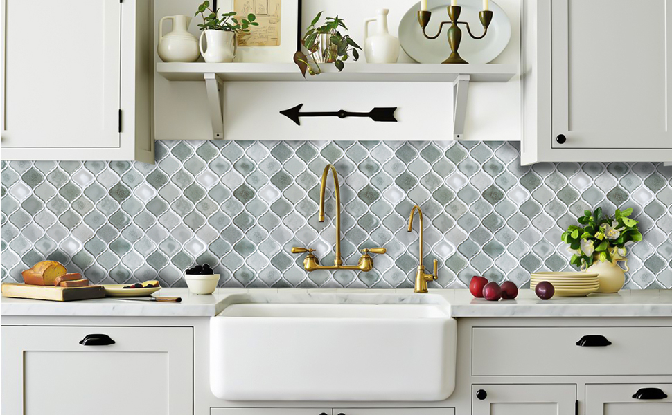 Fine Peel And Stick Tile Backsplash For Kitchen Stick On Tiles For Backsplash Peel And Stick Backsplash Decorative Wall Tiles Smart Tiles Grey 11 X 10 Beutiful Home Inspiration Aditmahrainfo