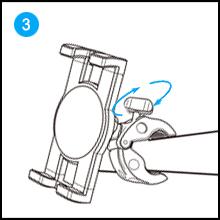 ipad bike mount holders