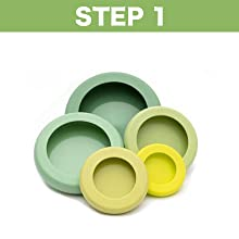 Kitchen Essentials for New Home. Meal Prep Tupaware Bowls Stackable for Breakfast, Lunch & Dinner