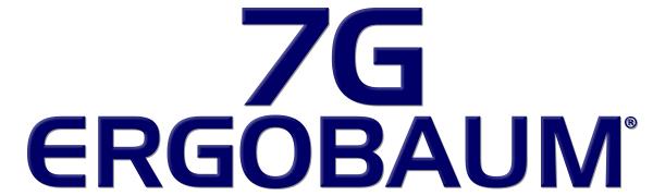 Crutches Ergobaum, 7G Forearm Crutches Logo