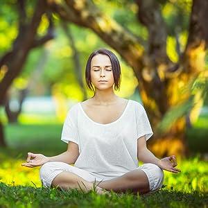 Woman Yoga Health Park