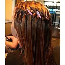 Bantoye Girls Beautiful Mini Butterfly Hair Clips Hair Accessories for Girls