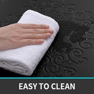 washable mat