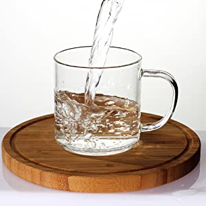 lead-free drinking glassware
