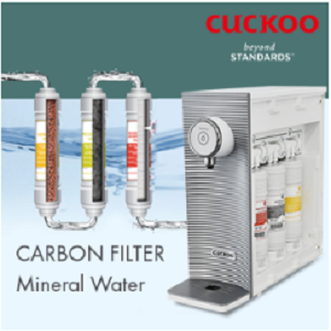 CARBON FILTER Mineral Water