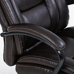 gaming_racing_computer_chair2  Big and Tall Office Chair 500lbs Wide Seat Ergonomic Desk Chair Task High Back Executive Chair Rolling Swivel PU Computer Chair with Lumbar Support Armrest Adjustable Chair for Heavy People, Brown 3fb5988d bc70 48f3 b4af a3f2fe566d6d