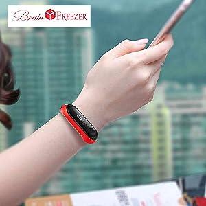 Xiaomi Mi Band 3 Two-color Reverse Buckle Strap for Xiaomi Mi Band 3