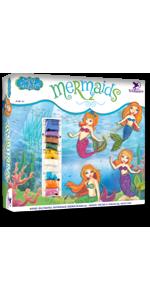 39465 - Pictured in Sand & Sequin - Mermaids