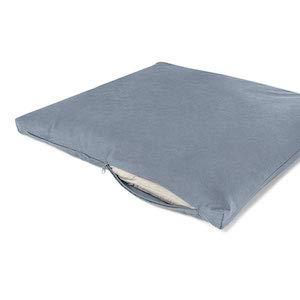 Lotuscrafts Zabuton Meditation Mat Large - 100% Organic Cotton - Washable Cover - Meditation Cushion Underlayer - Zabuton Mat for Meditation - ...