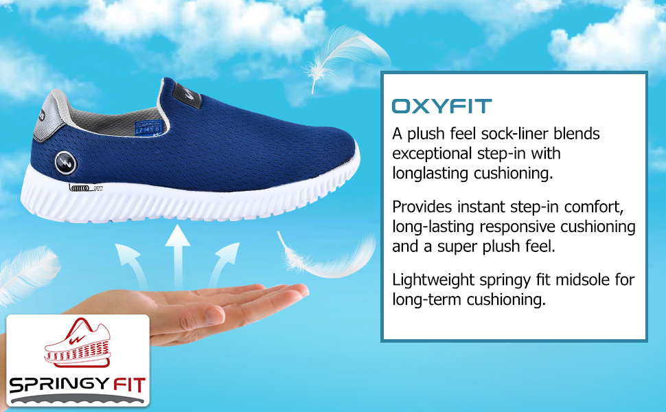 Oxyfit- Spring Fit