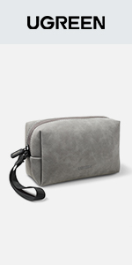 External Hard Drive Case Bag