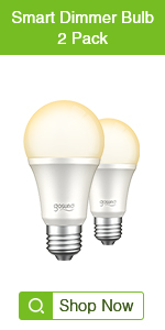 gosund smart bulb that works with alexa and google home