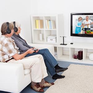 Mit Ihrer Familie / Ihrem Freund fernsehen