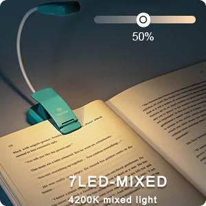 blue book light