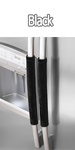 Black Handle Covers