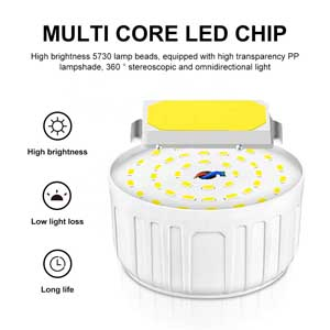 led lamps charger