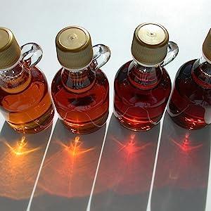syrup grades