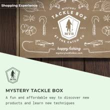 mystery tackle box bass fishing lures kit