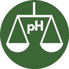 Gut pH balance